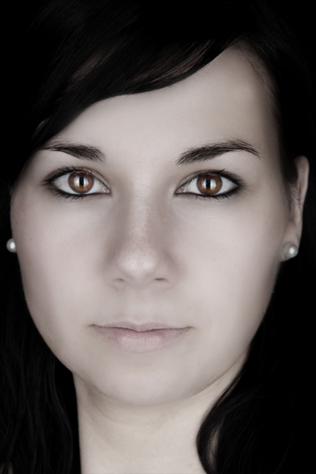 Close-up-Portrait